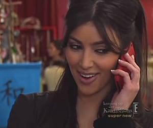 keeping up with the kardashians and kim kardashian image