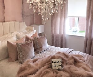 bedroom, house, and homeware image