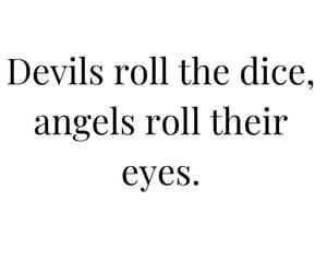 angels, cruel summer, and devils image