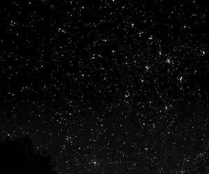 black, galaxies, and gif image