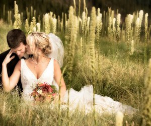 couple, photography, and married image