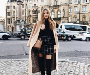 fashion, style, and autumn image