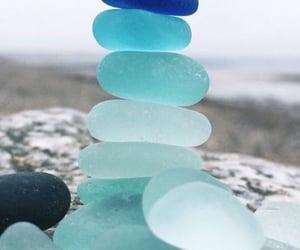 aqua, beautiful, and blue image