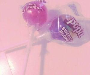 lollipop, wild strawberry, and swedish blondy image