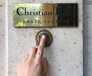 art, classy, and doorbell image