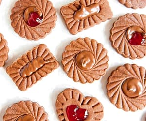 beauty, Cookies, and delicious image
