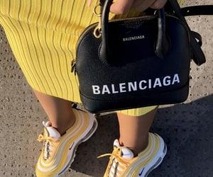 bag, Balenciaga, and nike image