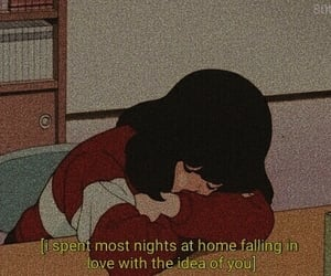 love, anime, and quotes image