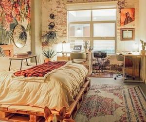 home, decor, and dog image