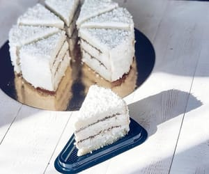 cake, cakes, and delicious image