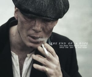 cillian murphy, peaky blinders, and quote image