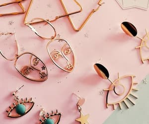 accessories, eye, and face image
