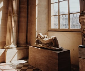 aesthetic, france, and marble image