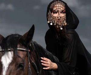 arabia, arabic, and black image