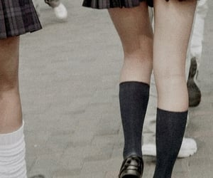 skirt, aesthetic, and grunge image