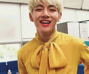 korean, yellow, and kpop image