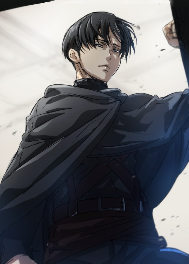 Image About Anime In Captain Levi By Hrina
