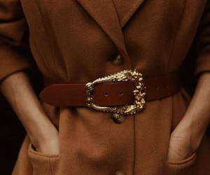 art, fashion, and gold image