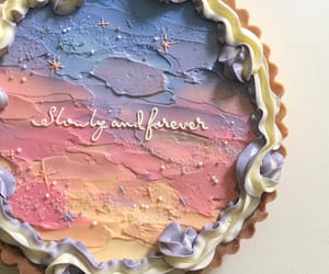 aesthetic, cake, and colorful image
