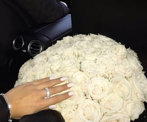 luxury, flowers, and roses image