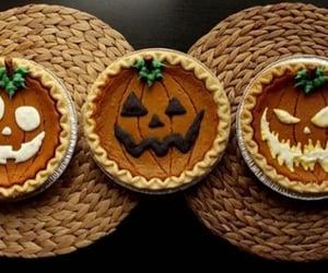 autumn, desserts, and orange image