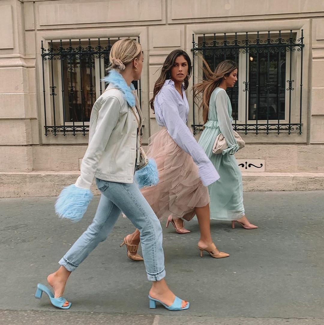 paris and pastel image