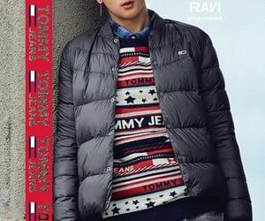 boy, ravi, and korea style image