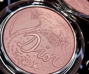 dior and makeup image