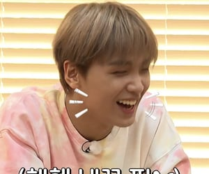 donghyuck, nct, and haechan image