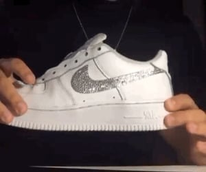 AF1, boot, and gif image