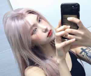 asian, bathroom, and beauty image