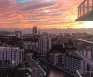 beautiful, colorful, and sunrise image