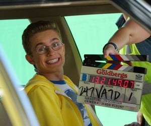 actor, behind the scenes, and smile image