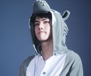 exo, oh sehun, and aestethic image