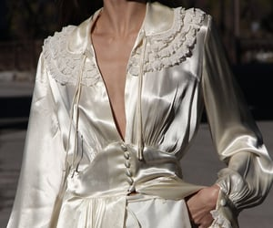 blouse, classic, and details image
