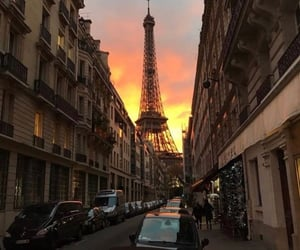 paris, france, and love image