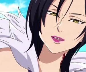 anime, anime girl, and merlin image