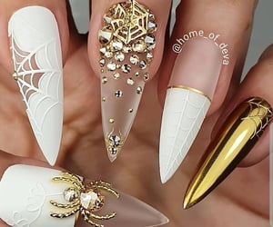 acrylic, beauty, and claws image