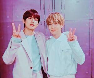 kpop, yoongi, and pink image