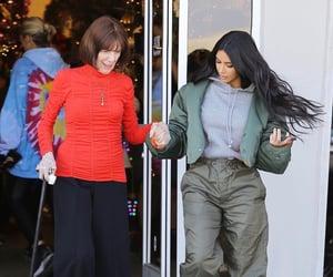 heart hair, kim kardashian, and kim kardashian west image
