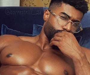 abs, male model, and UAE image