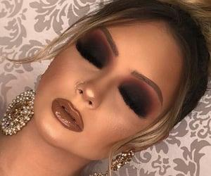 belleza, makeup, and maquillaje image