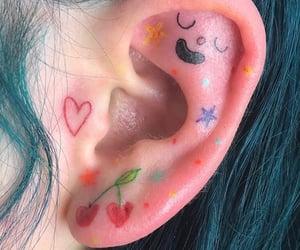 tattoo, grunge, and alternative image