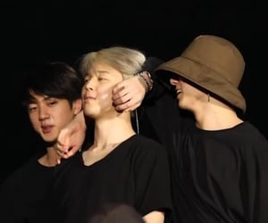 bts, low quality, and park jimin image