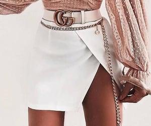 bag, fashion, and gucci belt image