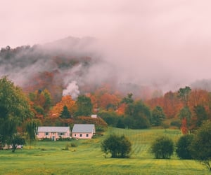aesthetic, autumn, and fields image
