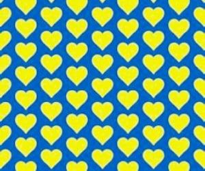 hearts and yellowhearts image