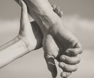 hand, together, and hands image