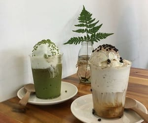 aesthetic, alternative, and green tea image