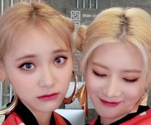 lq, kim jungeun, and jung jinsoul image